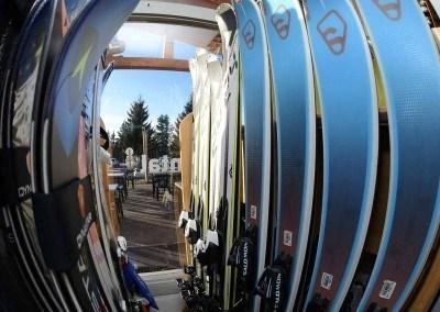 Location ski Salomon No Limit