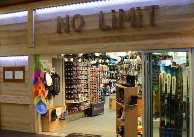 vitrine No Limit Chamrousse