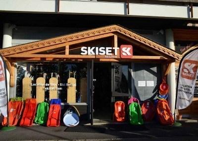 Entrée Skiset Chamrousse